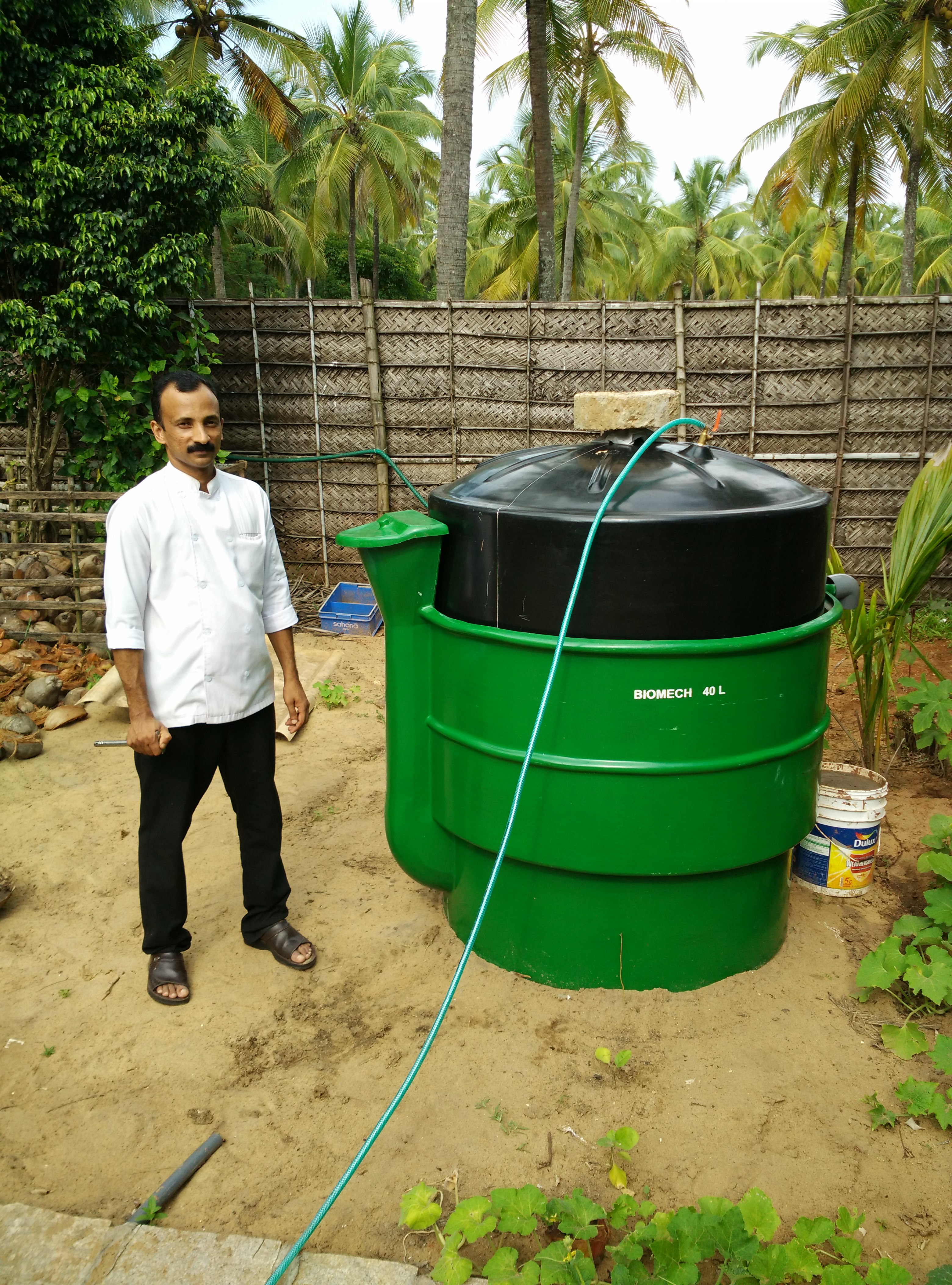 Green nature projects in india, kerala, thrissur