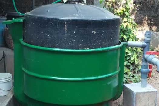 portable biogas plant services in thrissur